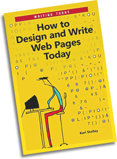 Cover of How to Design and Write Web Pages Today